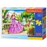 PUZZLE 100 PRINCESS IN GARDEN