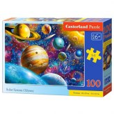 PUZZLE 100 SOLAR SYSTEM ODYSEY