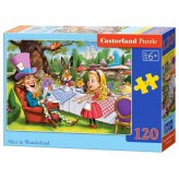 PUZZLE 120EL. ALICE IN WONDER.